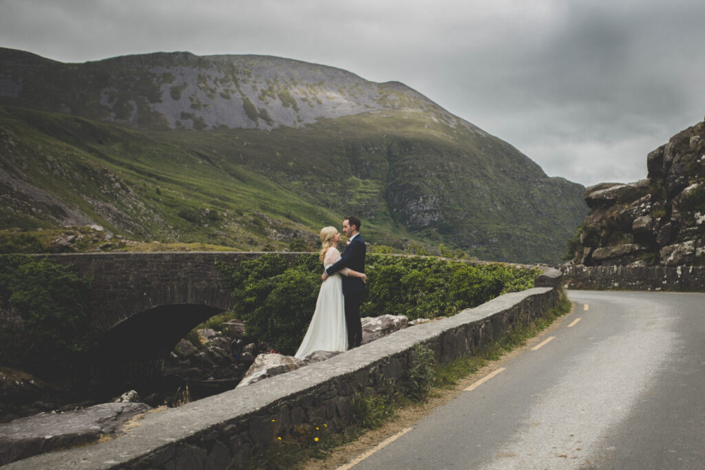 How wedding videos are made in Ireland