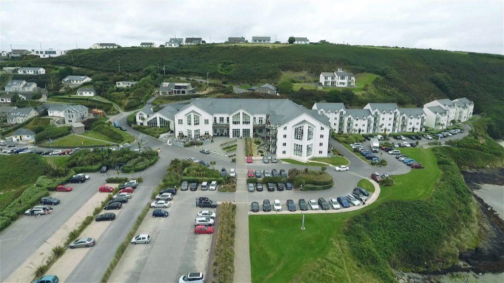 Wedding Video West Cork- Inchydoney Island Lodge & Spa Clonakilty, Co. Cork